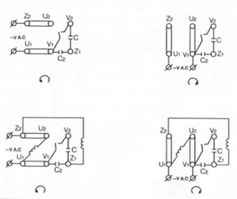 conexion capacitor motor monofasico conexion capacitor motor monofasico 28 images motores el 233 ctricos monof 225 sicos y trif