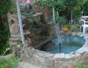 fountains for backyards backyard designs pool design ideas