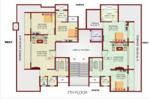 6 Unit Apartment Building Plans by Very Simple House Floor Plans Viewing Gallery