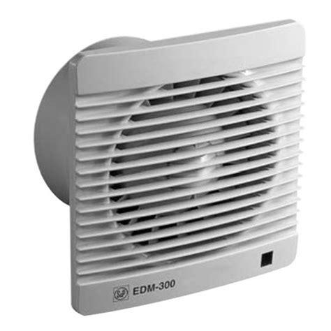 wall mount ventilation fan fantech edm 300s 150mm wall ceiling mounted exhaust fan