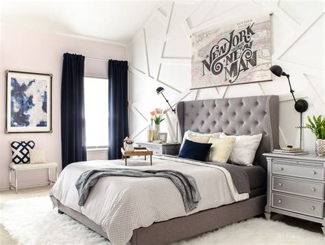 pink master bedroom 20 stunning statement walls for every room in your home