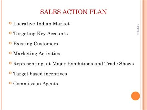 Hotel Sales Strategy Hotel Sales Plan Template