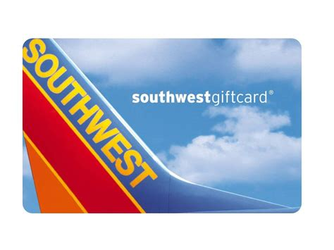 South West Gift Card - last minute christmas gift ideas buy gift cards online heavy com