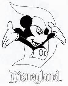 coloring pages disneyland az coloring pages
