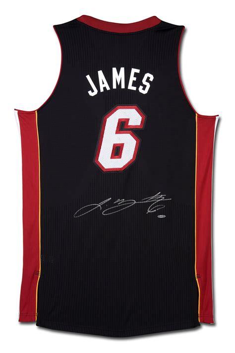 Jersey Miami Heat 6 miami heat lebron 6 authentic jersey sale