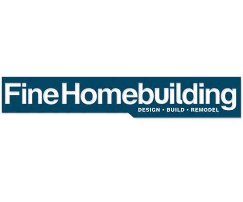 fine homebuilding fine homebuilding nma nicole migeon architect