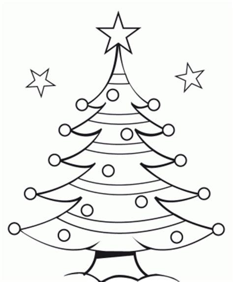 dibujo de 193 rbol de navidad para colorear y pintar