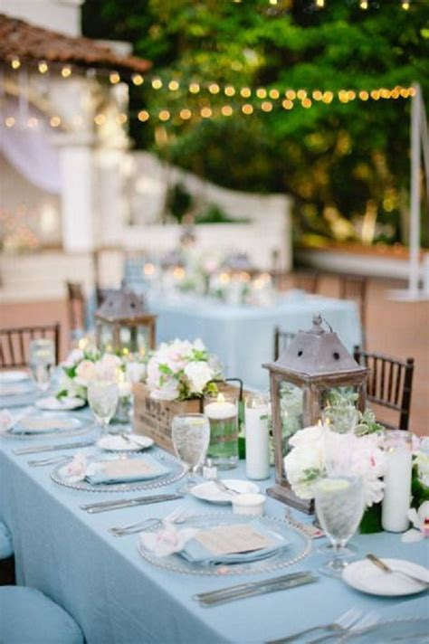 35 Rustic Lantern Wedding Decor Ideas   Deer Pearl Flowers