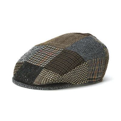 Patchwork Tweed Cap - vintage patchwork tweed cap at irishshop ltfd77b1