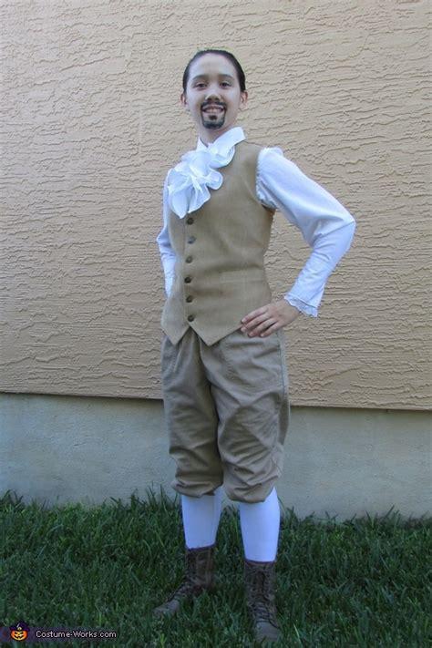 alexander hamilton costume photo