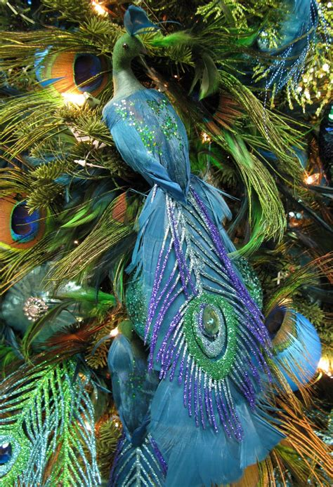 more peacock decorations have arrived sequined peacocks