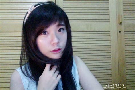tutorial makeup korea 2014 tutorial simple korean ulzzang makeup ms rhea s