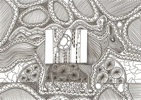 doodle pens india drawings india ink on behance
