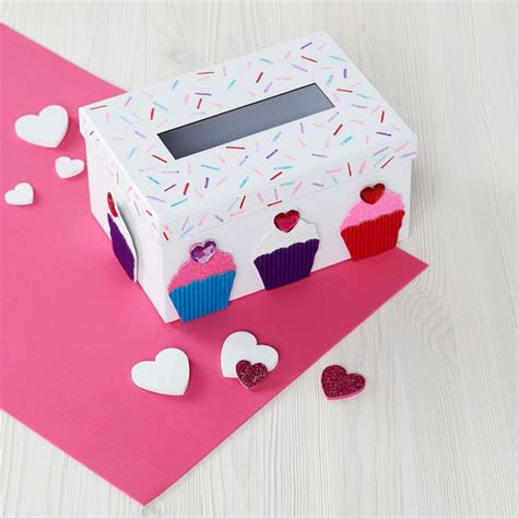 valentines day cupcake boxes 15 easy to make diy boxes ideas for boys
