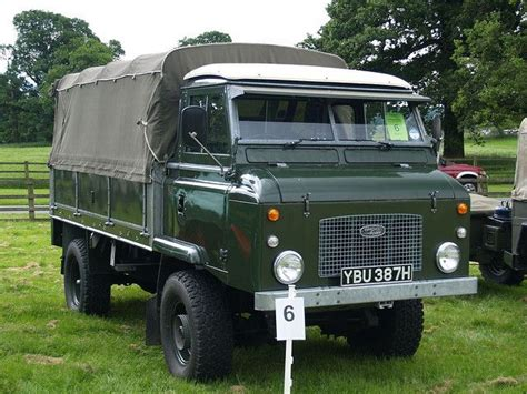 land rover 110 truck land rover forward series iib 110 army truck