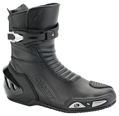 street motorcycle boots joe rocket super street rx14 boots revzilla