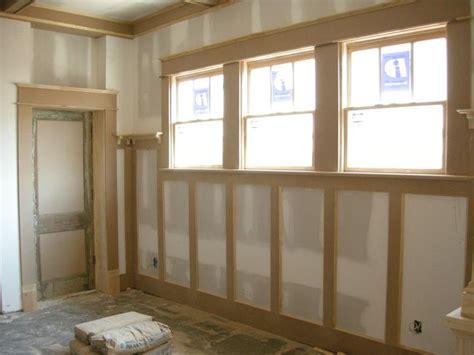 craftsman style interior trim best 25 craftsman trim ideas on pinterest