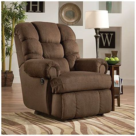 Stratolounger The Big One Nimbus Umber Recliner by Recliners King Size Beds And Salem S Lot On