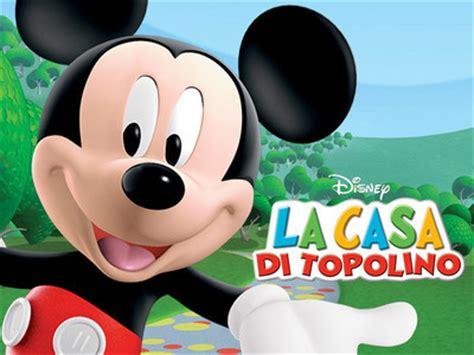 casa di topolino episodi cartoni animati ed episodi di serie tv disney