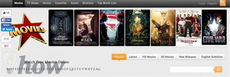 film streaming best sites top 5 best free websites to stream and watch movies online