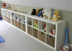 Ikea Kids Storage Ikea Expedit Playroom Storage Reveal Basement Ideas