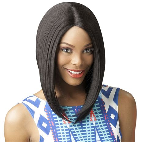 pictures of the curvey line part in womens mowhawk hairstyles new born free magic lace curved part mlc159