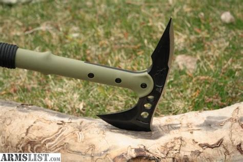 tactical tomahawk for sale armslist for sale tactical tomahawk m48 od green