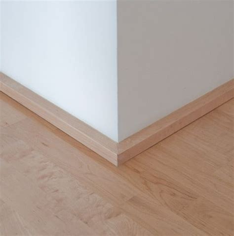 Floor Trim Ideas Modern Wall Base Details Build Llc For The Home Pinterest Baseboards Modern And Floors