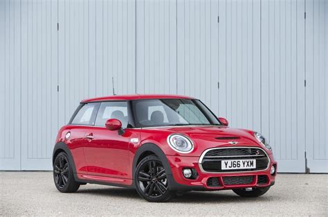 Mini Cooper Standard Review 2016 Mini Cooper S Works 210 Evening Standard
