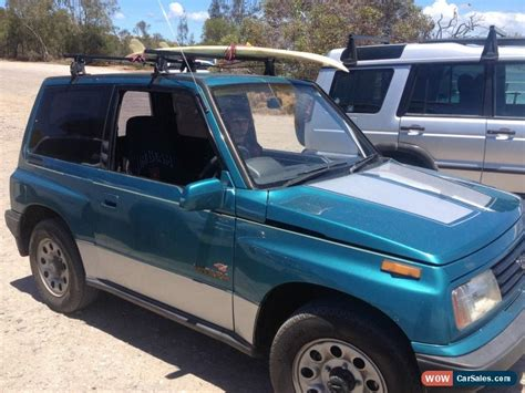 Suzuki Vitara Motor For Sale Suzuki Suzuki Vitara 1990 Jlx 4x4 For Sale In Australia