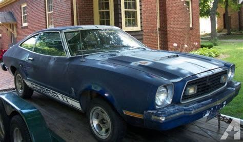 76 mustang for sale 1976 mustang ii ford cobra ii fastback parts 76 mustang 2
