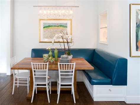 Dining Room Booth Seating Photos Hgtv