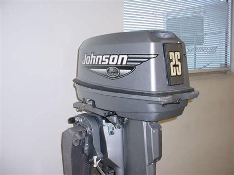 johnson buitenboordmotor handleiding 25hp johnson outboard manual
