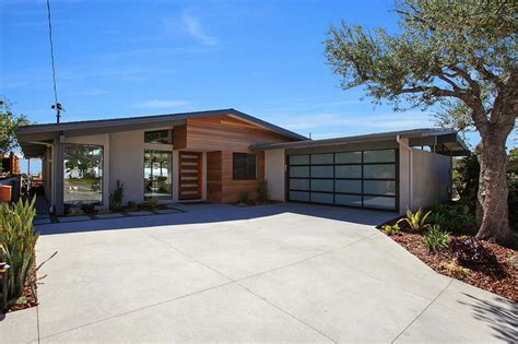 midcentury home gorgeous mid century modern home renovation in san diego