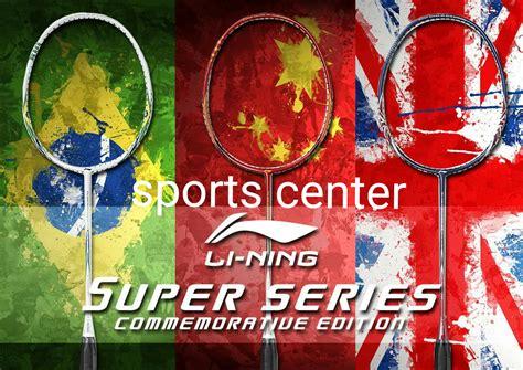 Raket Lining Series 8 jual raket bulutangkis badminton lining series ss