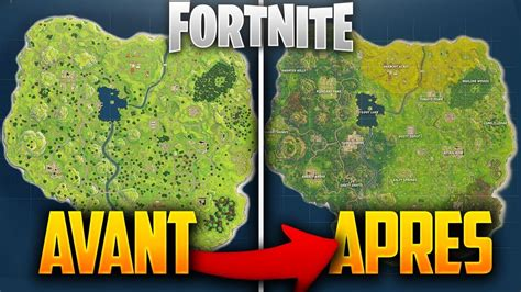 fortnite news la nouvelle carte de fortnite fortnite news