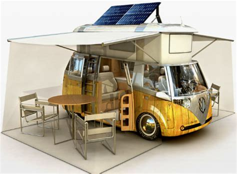 mobile home vans eco friendly meets all in one mobile home