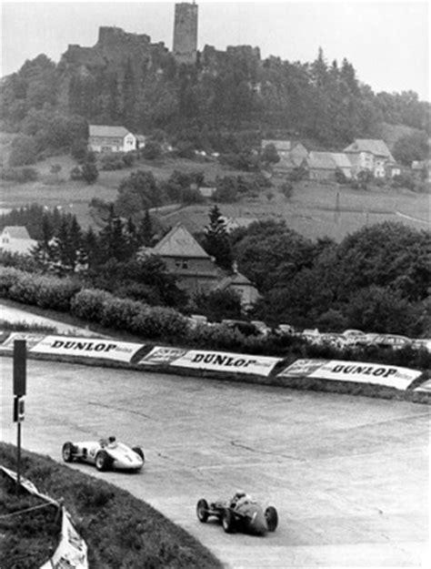 40er und 50er Jahre - Nürburgring