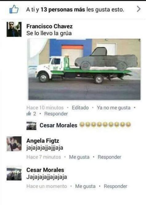 imagenes de pick up robada estallan los memes del dibujo de la camioneta robada