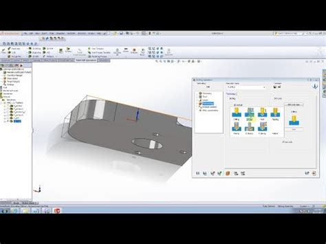 solidworks fea tutorial tutorial solidworks solidcam basic 2d complete youtube