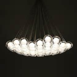 Balls For Chandeliers New Modern Glass Led Pendant L Chandelier