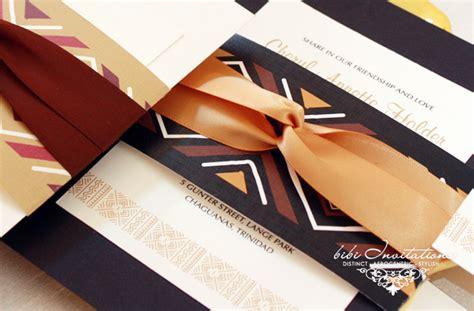 diy wedding invitations south africa inspired wedding invitations bellafricana digest