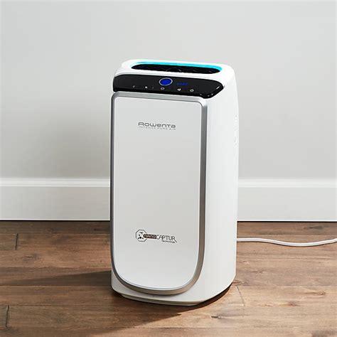 rowenta intense pure air purifier reviews crate  barrel