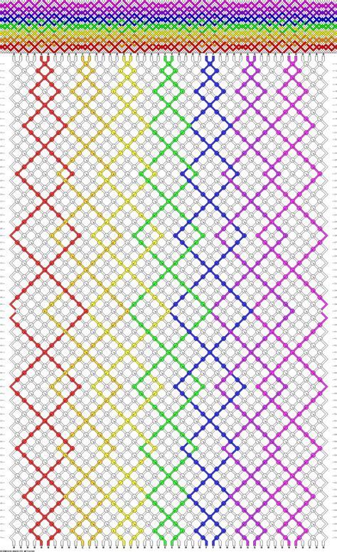 pattern friendship 356 best images about friendship bracelets patterns on