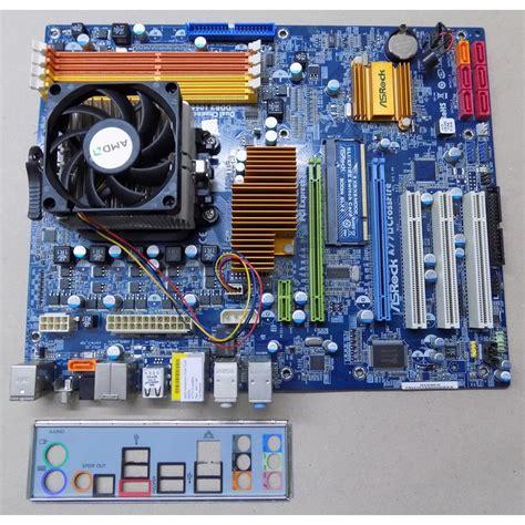 Mainboard Sockel Am2 by Mainboard Bundle A770crossfire Am2 Am2 Am3 Cpu Athlon X2 2 X 2 5 G