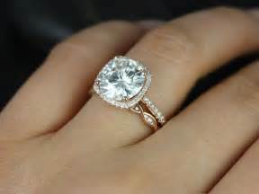Yellow Cushion Engagement Ring Yellow Cushion Cut Engagement Ring Hd Cushion Cut