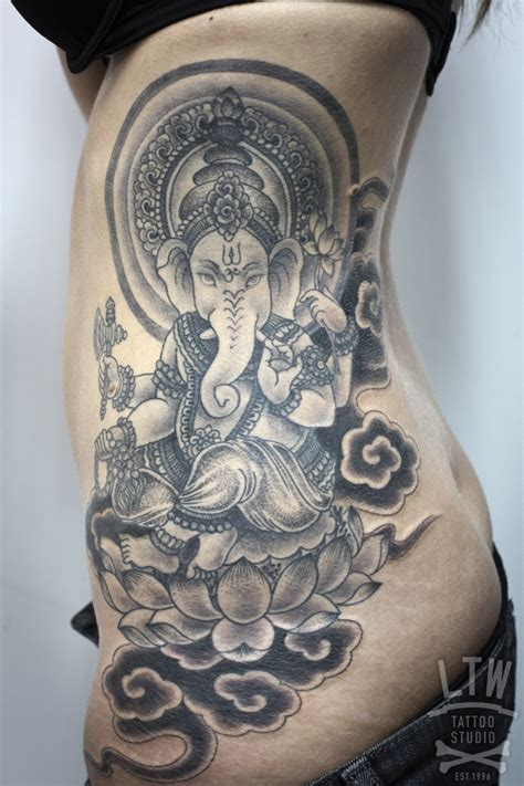 ganesha es una pictures to pin on pinterest tattooskid