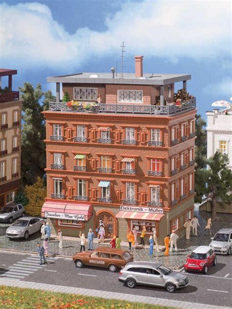 Vollmer N 7640 Railroadman House vollmer 43611 ho penthouse