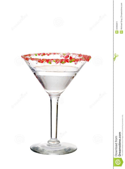 peppermint martini clip isolated clear martini stock image image