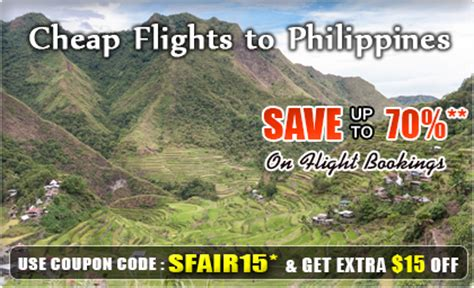 flights to philippines get cheap flights to philippines